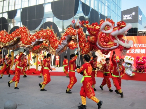 Beijing-lion-dance-at-sanlitun-village